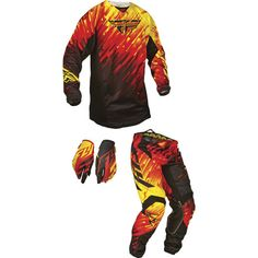 Dirt Bike Fly 2015 Youth Kinetic Combo - Glitch | MotoSport Motosport, Glitch, Kids Gifts, Youth, Racing, Bike, Jackets, Auto Racing, Running
