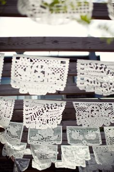 papel picado decor