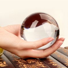 50mm Rare Natural Quartz Crystal glass Balls Clear no scratch Feng Shui Healing Sphere Magic Crysals Ball Figurines products