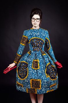 Love these prints by Italian-Haitian designer Stella Jean!  Read more @ epilepticfashion.com