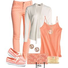"""""""I'll Try New Colors!"""" by lkthompson on Polyvore"""