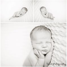 how to get the most out of a pose with your newborn photography  -love her cropping technique! Remember to try some out of the ordinary angles!