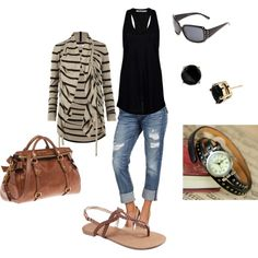 """""""Day Out"""" by lorenie on Polyvore"""