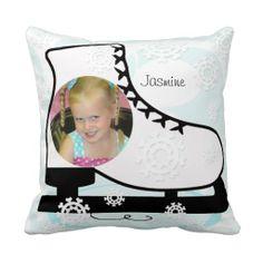 Customized Ice Skating Pillow