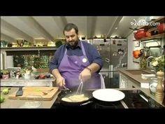 David de Jorge cocina 'Pechugas al limón' - YouTube