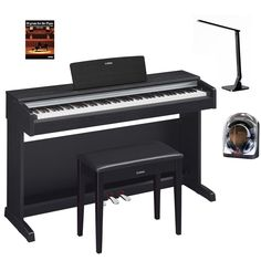 CLICK IMG FOR THE BEST PRICE ONLINE // New Yamaha YDP-142B Digital Piano Black with Bench and LED light and  headphones 88-key weighted : http://erpiano.com/B/1308230001/New_Yamaha_YDP-142_Digital_Piano_Black_with_Bench_88-key_weighted // Our featured post keeps going on at www.digitalpianobestreview.com ER Music Gallery Official Website is www.erpiano.com Come visit us now and get the best price in the US! #digitaldevice #piano #pianocover #bigtime #bigsale