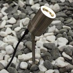 SKAPETZE -    T-Spike / LED Aussen Spiess-Strahler für den Innen- und Außenbereich Aussenleuchten Aussenstrahler