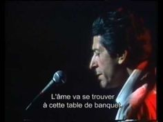 Leonard Cohen on The Guests, with live perf (1979) clips and some chit chat