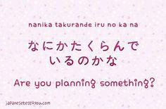 Japanese Phrases