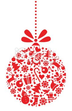 Christmas Ornament Royalty Free Stock Vector Art Illustration