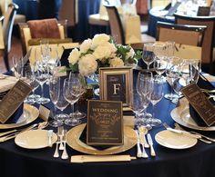Wedding Guest Table, Wedding Table Flowers, Wedding Paper, Gold Wedding, Blue Wedding Centerpieces, Wedding Table Decorations, Wedding Table Settings, Samantha Wedding, Wedding Preparation