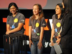 5 teenage cancer innovators. Award-winning teenage science in action via TED