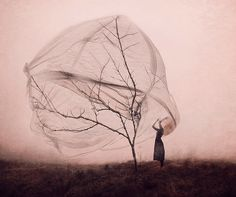 Conceptual Self-Portraits by Photographer Kylli Sparre: http://www.playmagazine.info/conceptual-self-portraits-by-photographer-kylli-sparre/