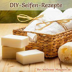 Seife herstellen - Basische Seife ganz leicht selbst gemacht