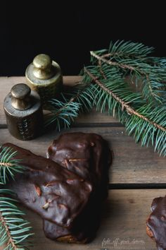 Traditional Gingerbread Cookies from Aachen | fight off your demons