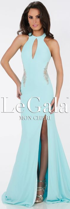 Spring 2016 Prom Dress by Le Gala by Mon Cheri style 116578 #promdresses