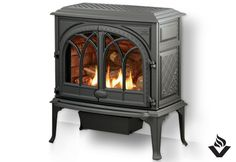 Jøtul's GF 400 DV IPI Sebago is extensively designed with a nautical theme detailed after the coves and shores of Lake Sebago in Maine. This medium-sized freestanding gas stove comes with a beautiful, hand crafted 7 piece log set and enhanced fire view, making this a wonderful addition to any space.