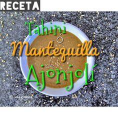 .@Claudia Park León | ->Tahini o mantequilla de semillas de ajonjolí / sesamo El tahini (tambié... | Webstagram