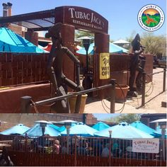 Afternoons on the patio at Tubac Jack's are a Saturday well spent. 👌🏼😎 Enjoy your weekend by taking in Arizona's perfect sunshine and weather in #SouthernArizona! #VisitSouthernAZ #VisitArizona #WeekendFun #SaturdayFun