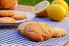 Bocadosdecielo: Galletas de limón