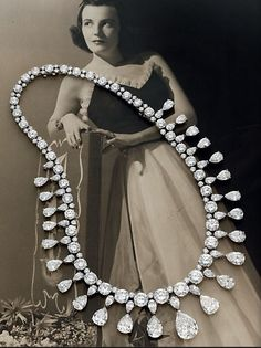 The Vanderbilt Diamond Necklace
