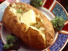 Baked-potatoes in the Electric Skillet -- Great for when you want to use the oven for something else.