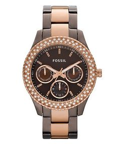 cc7e6222f838a Fossil Watches - This watch is so cool! Of course