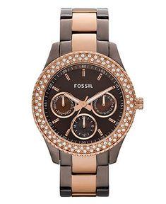 Womens Fossil Watch!