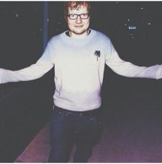 ❤ Sweater Ed is better Ed ❤ Happy birthday baby, I hope you have an amazing birthday full of fantastic birthday wishes (: I love you to the moon and back, even farther if you asked ☀