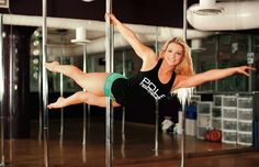We can take a pole dancing class for the bachelorette activity for one of the days Pole Dancing New Orleans