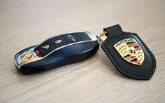 Porsche Panamera S Key Fob  Photo 23