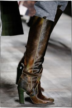 Fendi ~ Boot perfection!
