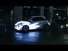 Projection Mapping is becoming Big in Japan as well from last year... I've heard that there were some legal issues before that made it difficult to conduct such promotions. I wonder what they were... Opel ADAM - The Color Changing Car