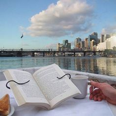 This ingenious travel book holder makes hands-free reading a breeze, so feel free to grab the snacks while you're enjoying that romance novel. It neatly folds up for on-the-go action.Gimble Traveler Book Holder, $18.99; AnimiCausa.com  - WomansDay.com