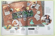 Studio DIY as featured in Better Homes & Gardens Seahawks Super Bowl, Better Homes And Gardens, Bingo, Kids Playing, Free Printables, Studio, Create, Diy, Layout