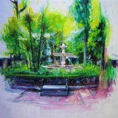 Boscoe Holder Original Paintings For Sale