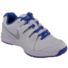 Nike NIKE VAPOR COURT (GS) Beyaz Erkek Çocuk Tenis Ayakkabısı