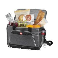 Pack everything you need for a picnic or a party in a high quality Igloo cooler.