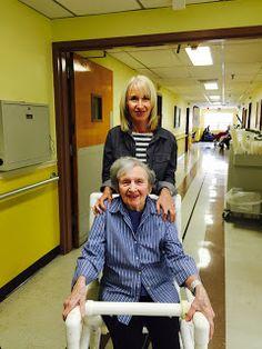 Alzheimer's - My Mom My Hero: LUCKY, LUCKY ME!