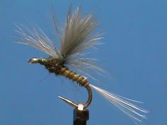 Fly Tying a Parachute Biot BWO with Jim Misiura