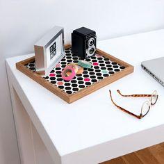 Easy for organizing! #dorm #desk #study