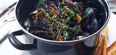 Cookery – June 2016 - Traditional Mussels - Issue 252