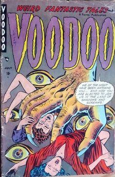Digital Comic Museum Comic Viewer: Voodoo 010 (digcam) - Page01_Voodoo010.jpg