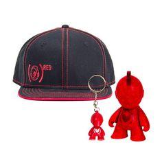 (KIDROBOT)RED Gift Set