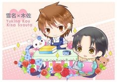 Fanpop. Sekai Ichi Hatsukoi wallpaper possibly with anime called Chibi.