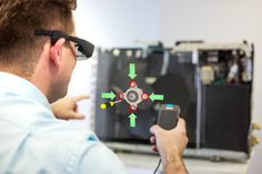 Epson and Metaio Get Us Back On Track For Wearable Augmented Reality - via TechCrunch  #wearables