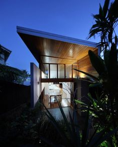 55 Ideas house modern tropical architecture for 2019 Modern Architecture Design, Tropical Architecture, Minimalist Architecture, Amazing Architecture, Interior Architecture, Australian Architecture, Modern Tropical House, Tropical Houses, Modern Architects