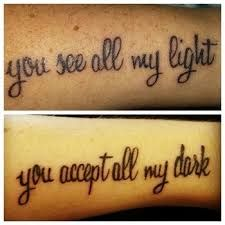tattoos to get with your best friend - Google Search