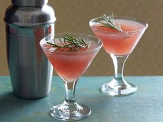 Turn the classic holiday poultry accompaniment into a cocktail that will –– heed this warning –– get you sauced. With plenty of gin and a dash of bitters, the cranberry-lime, rosemary-topped drink tastes like a festive Cosmopolitan.