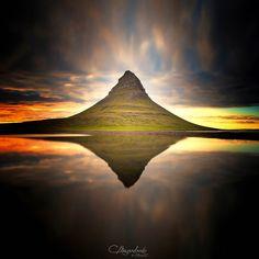 Mt. Kirkjufell - www.facebook.com/meyerdierkspictures www.carsten-meyerdierks.de
